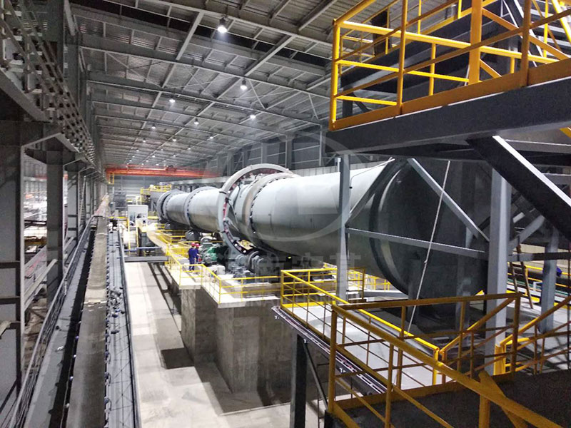 江苏煅烧碳酸锂生产线