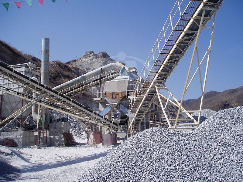 北京强尼特石料线