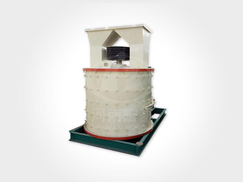新板式立轴复合式制砂机